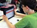 Escolas urbanas e rurais de Jangada recebem tablets e projetores do Governo do Estado