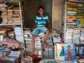 'Crianças precisam ler', diz menino de MT que arrecadou mais de 2 mil livros