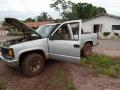 Policia Civil recupera caminhonete tomado de assalto em Nova Jangada