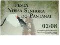 A Tradicional Festa em honra a Nossa Senhora do Pantanal acontece neste domingo (02) na Comunidade do Tombador em Jangada