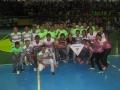 Jovens Jangadenses disputam última etapa dos jogos de seleções estudantis em Diamantino