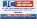 JC prestador de serviços elétricos agora em Jangada