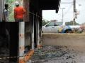 Pericia iniciou na tarde desta quinta (31) apurar as causas do incêndio no prédio da JangaMoveis