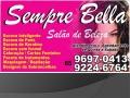 """Mais novo salão de beleza """"SEMPRE BELLA"""" será inaugurado nesta quinta em Jangada"""