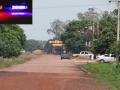 Bandidos assaltam comerciante e clientes e fogem em caminhonete roubada em Nova Jangada
