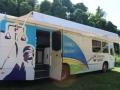 Ônibus do juizado especial atende população de Acorizal