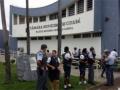 Vice-prefeito é baleado por assaltantes em frente a Câmara de Cuiabá