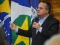 "Taques cobra repasses e diz que Dilma ""engambela"" Mato Grosso"