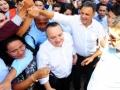 """""""Taques é um dos quadros mais qualificados do país"""", diz Aécio"""