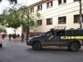 Homens do Exército e PM fazem mega blitzes em Cuiabá nesta terça