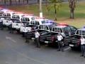 Polícia Militar recebe 50 viaturas com padrão internacional de identidade visual