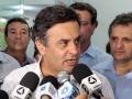 Cuiabá: 22 dos 25 vereadores declaram apoio a Aécio Neves