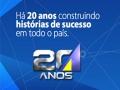 Agenda Assessoria comemora 20 anos com grande sucesso