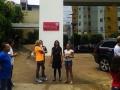 Assaltantes fazem arrastão em salão de beleza em bairro nobre da Capital
