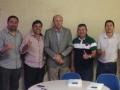 Gauchinho, Balbino e Chindo declaram apoio à Dilma