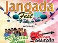 Vem ai! Jangada Fest no Clube do Papai neste sábado (27)