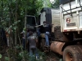 Polícia descobre desmanche de veículos em fazenda de MT e prende 3
