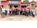 Estagiária apresenta projeto de intervenção para idosos no CRAS de Jangada