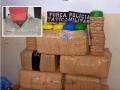 Pai de crianças encontradas sozinhas em casa com 350kg de cocaína em cidade de MT é preso em Jangada