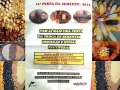 A 11ª Festa das Sementes Crioulas acontece neste final de semana em Jangada