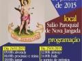 Tradicional festa de São Sebastião acontece neste final de semana em Nova Jangada