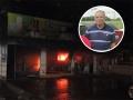 Proprietário de imóvel destruído por fogo agradece empresário Paulinho da Agropastoril e todos que ajudaram no combate ás chamas