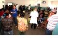 A Secretaria de Saúde realizaram 400 consultas Oftalmológicos em Jangada