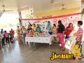 """Programa """"Mais Educação"""" reúne escolas de Jangada para socialização com diversas apresentações culturais"""