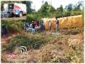 Micro-ônibus com 12 estudantes capota e mata um adolescente em MT