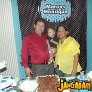 Aniversario de Marcos Henrique
