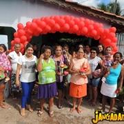 Café da manha em comemoração Dia Internacional da Mulher