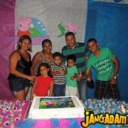 Aniversario de Ana Julia e Luiz Antonio