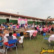 Aniversario da Escola Arlindo e Encerramento de Projeto