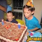 Aniversario de Gabriel e Rafael