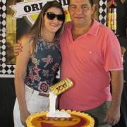 Aniversario de Orlando Mendes