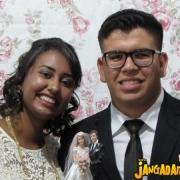 Casamento de Blaiony e Andreia