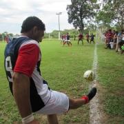 Abertura do Campeonato Rural de Futebol