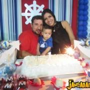 Aniversario de Matheus Botelho