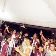 Final do Campeonato Municipal de Futebol de Jangada 2014